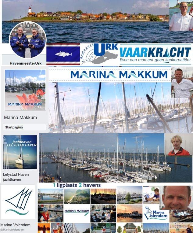 4 marina's